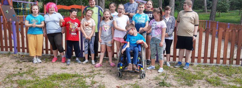 Wakacje Niepełnosprawnych Odkrywców!!!