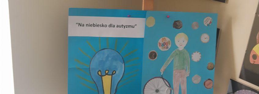 """Konkursu Plastyczny""""Świat Niebieskich"""" rozstrzygnięty!!"""